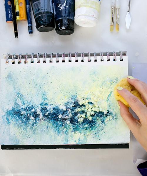 Art Journal 1 - working process
