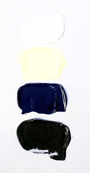Art Journal 1 - color palette