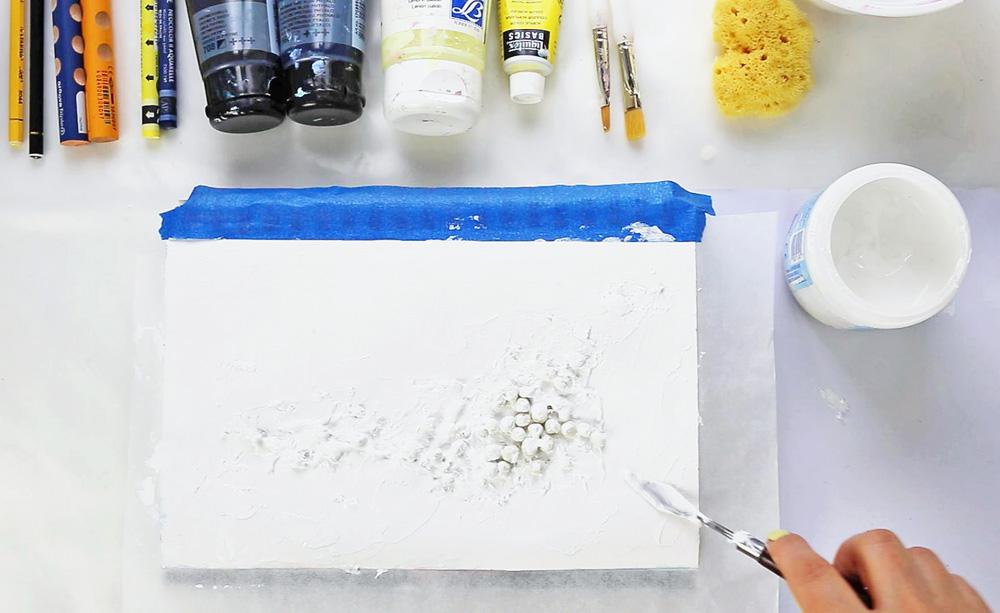 Art Journal 1 - texture