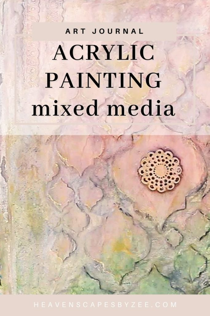 Mixed Media Art Joural